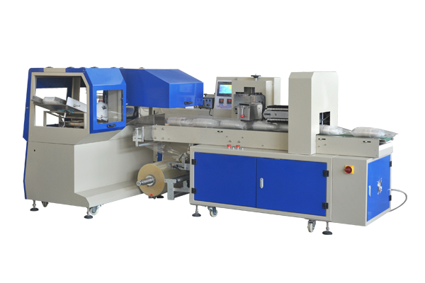 Hdxb-6000/8000 paper cup connection automatic packaging (single row/double row/three row/four row)