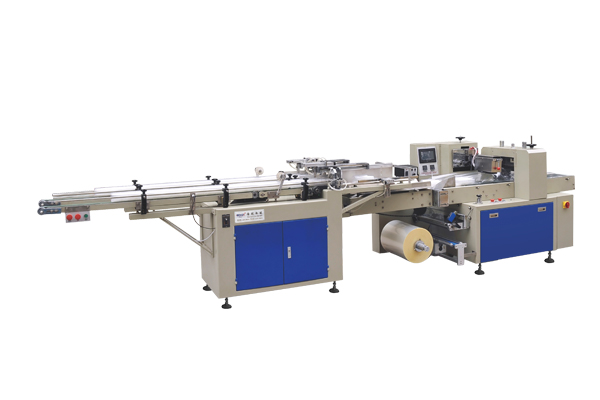 Hbxb-4501/4502 disposable cup automatic counting and packaging machine (single row/double row)