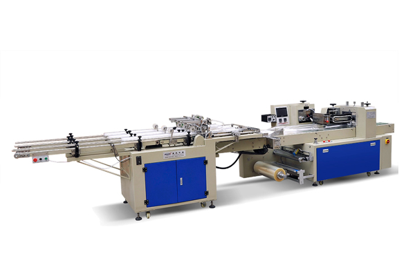 Hdxb-6003/8004 disposable cup automatic counting and packaging machine (three rows/four rows)