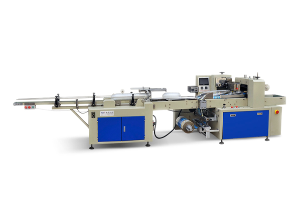 Hdxw-4501/6001 one-time bowl counting and packaging machine
