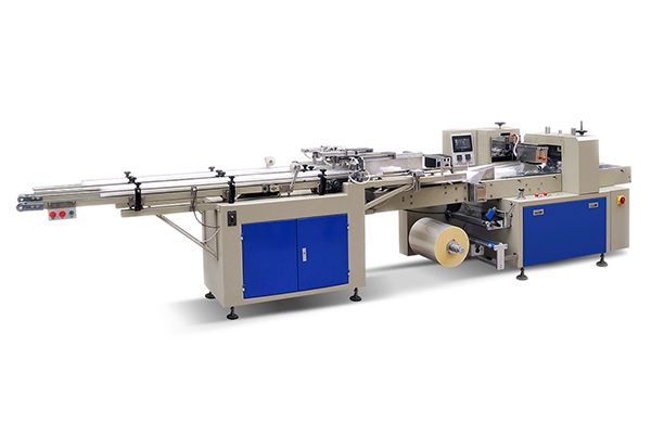 Hdxb-4501/4502 disposable cup automatic counting and packaging machine (single row and double row)